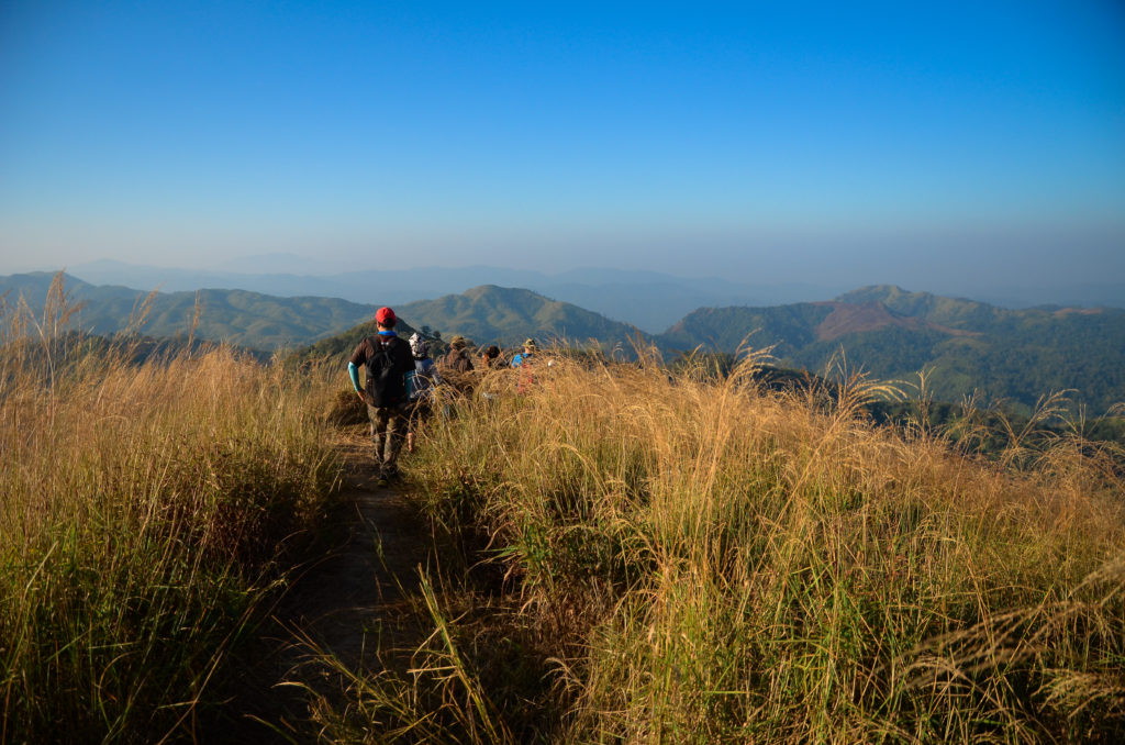 Le parc national de Thong Pha Phum