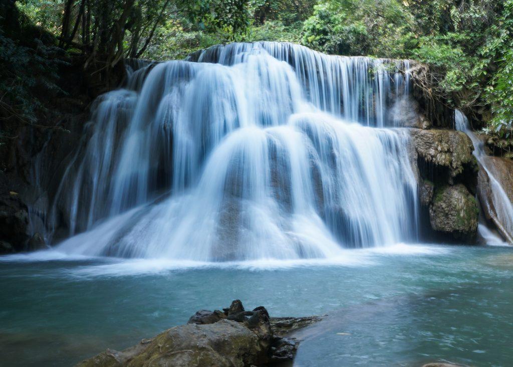 Chutes d'eau de Huai Mae Khamin