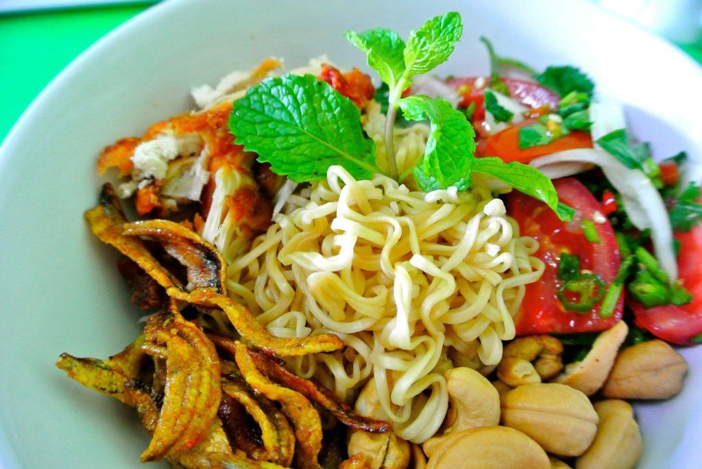 Nourriture Thai