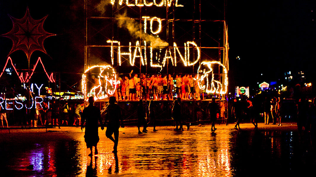 5 raisons de ne pas rater la Full Moon Party 2018 en Thaïlande